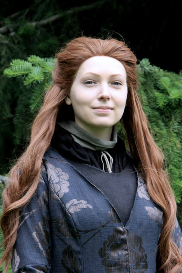 Catelyn Stark Cosplay