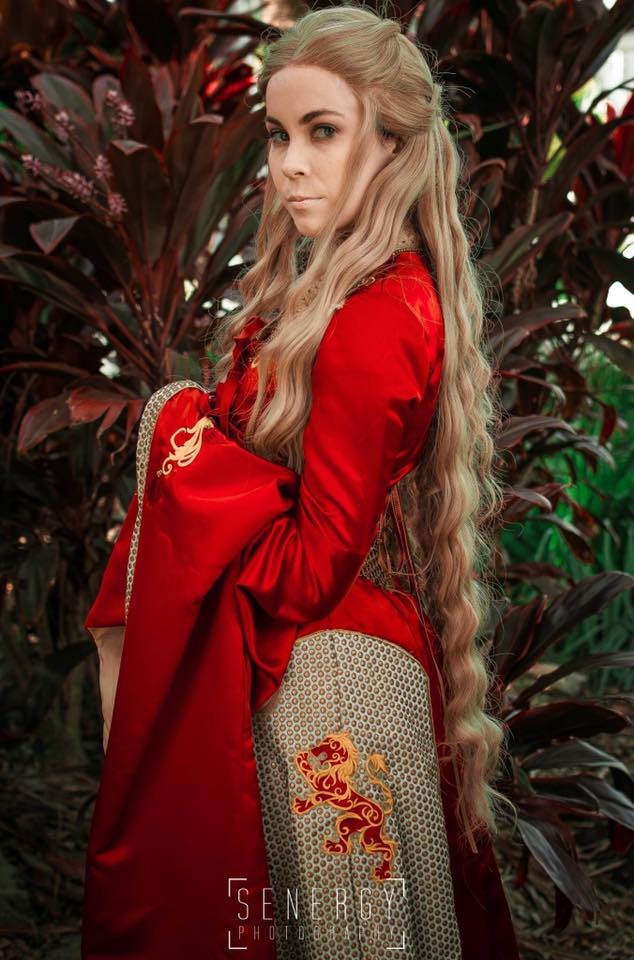Cersei Cosplay Red