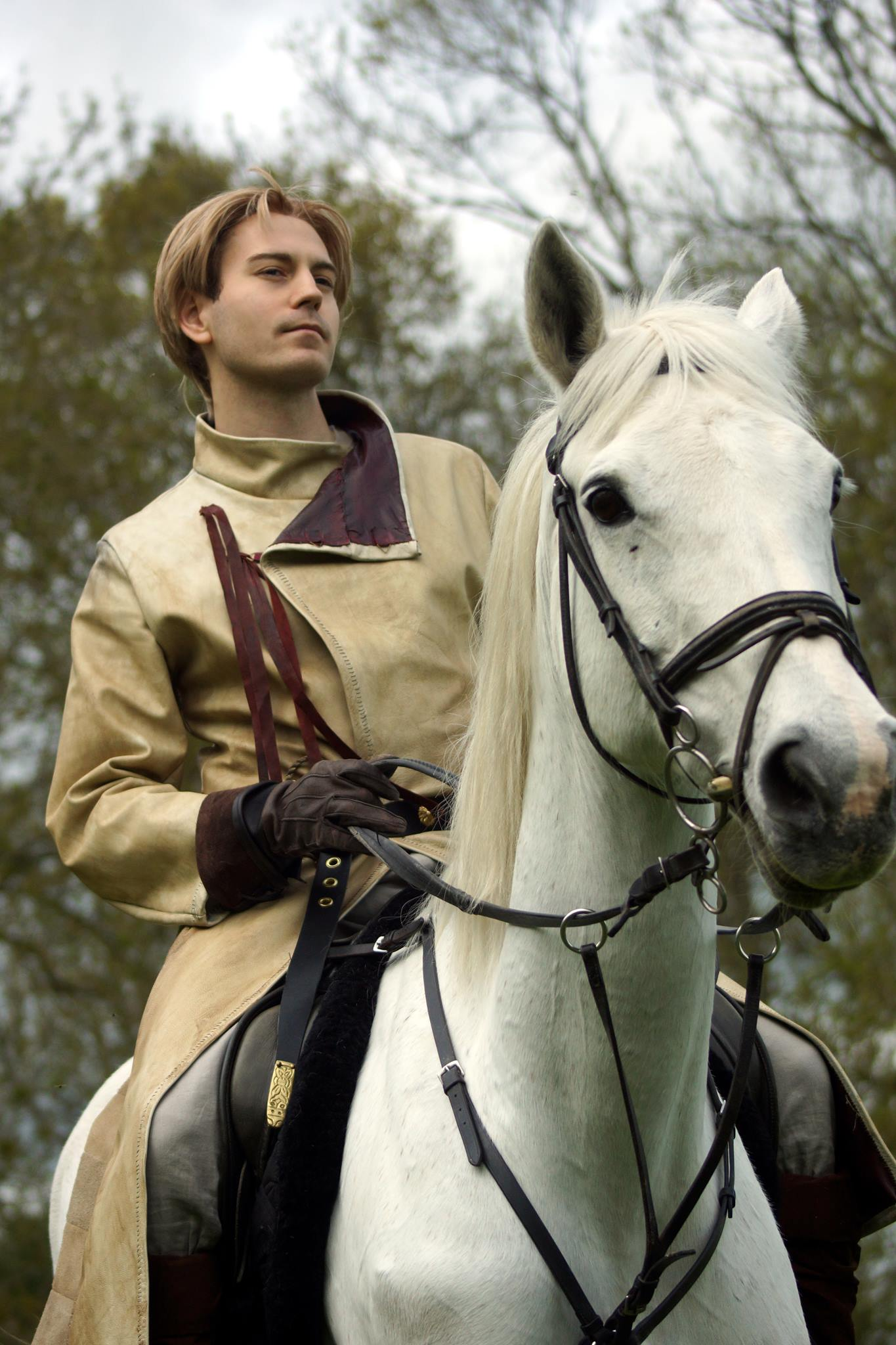 Jaime Lannister Cosplay