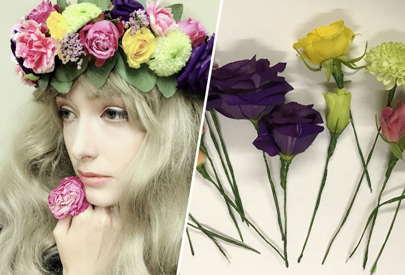 Cosplay Lab - Flower Crowns